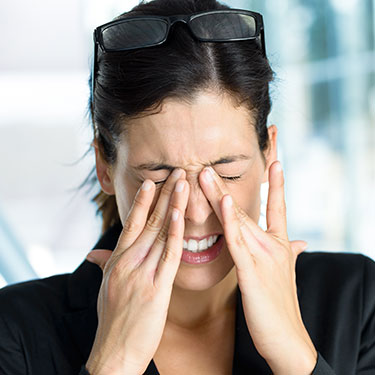 Why do I have dry eye?